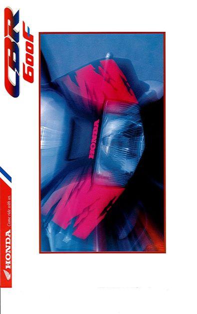 HondaCBR600F