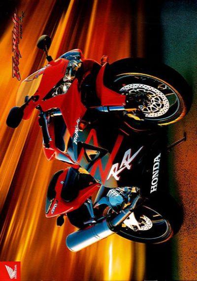 HondaFirebladeCBR900RRBrochure95