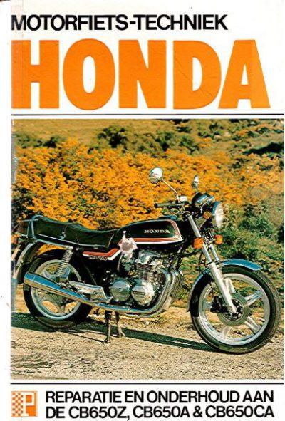 HondaMotorfietsTechniekPetersCB650