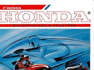 HondaMotorfietsenScootersFolder