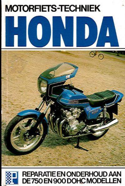 HondaReparatieOnderh750-900DOHC
