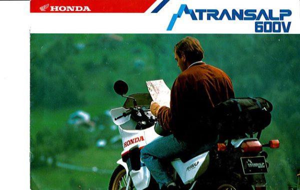 HondaTransalp600VEngels