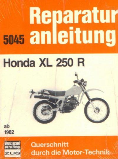 HondaXL250RReparaturAnleitung [website]