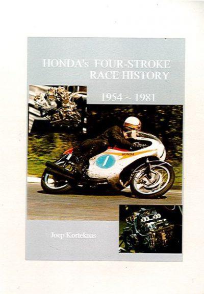 HondasFourStrokeRaceHistory1954-1981