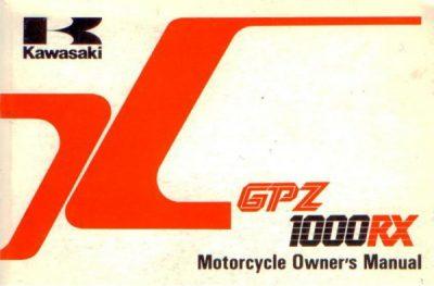 KawasakiGPZ1000RXMotorcOwnersMan [website]