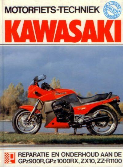KawasakiMotorfietstechniekGPz900R [website]