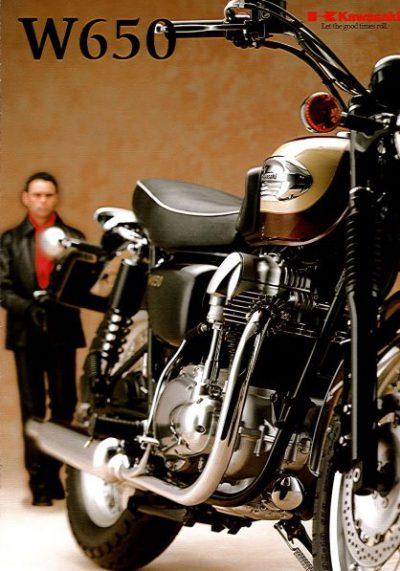 KawasakiW650Brochure