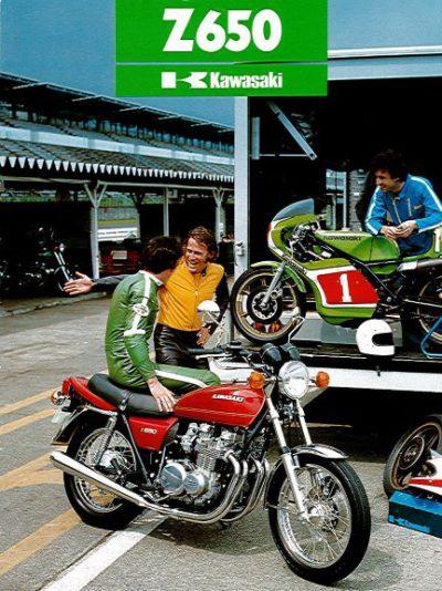 KawasakiZ650Brochure