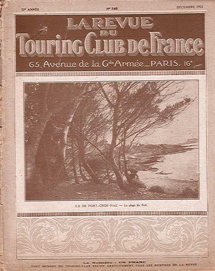 LaRevueTouringClubFranceDec1922