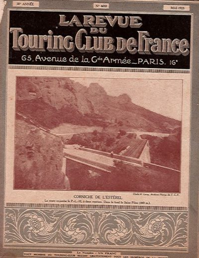 LaRevueTouringClubFrancemai1928