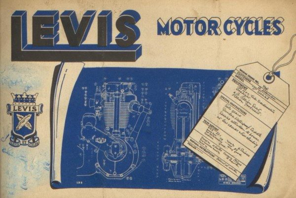 LevisMotorcycles1937Models [website]