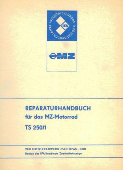 MZReparaturHandbuchTS250 [website]