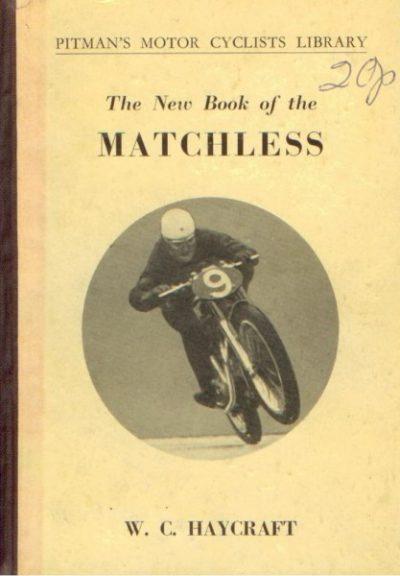 MatchlessNewBookof1st1950 [website]
