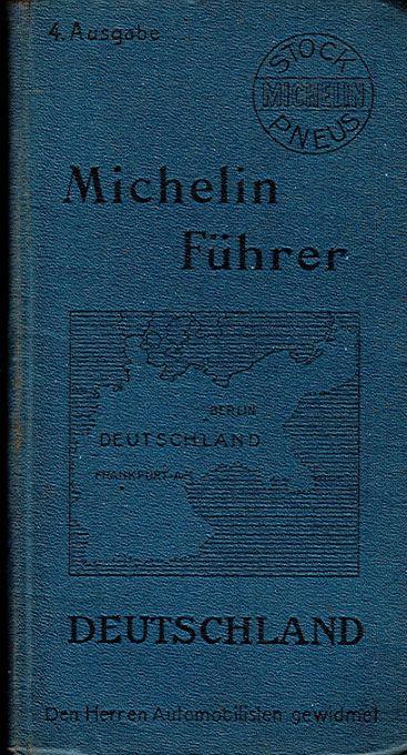 MichelinFuehrerDeutschland4.Ausgabe