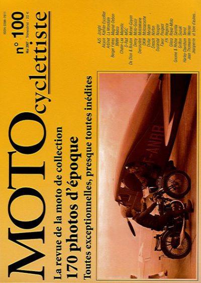 MotoCyclettisteNo.100