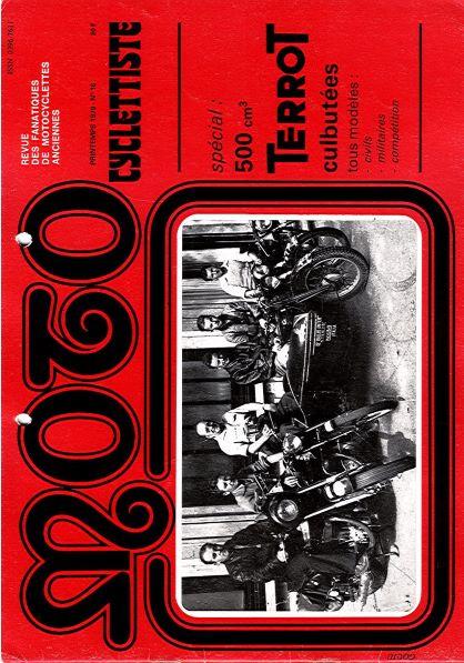 MotoCyclettisteNo.16