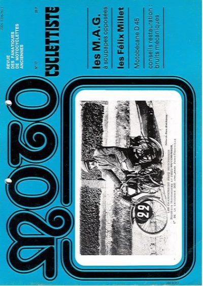MotoCyclettisteNo.17