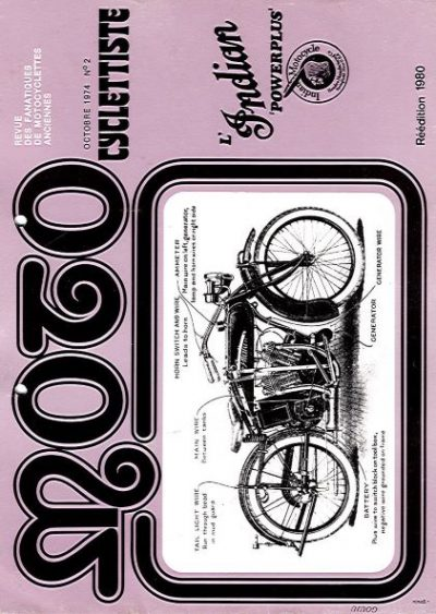MotoCyclettisteNo.2