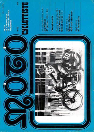 MotoCyclettisteNo.23