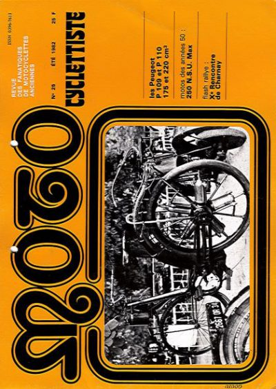 MotoCyclettisteNo.25