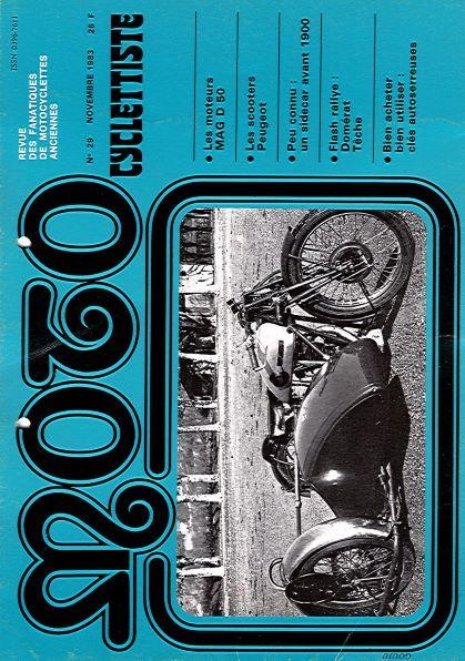 MotoCyclettisteNo.29