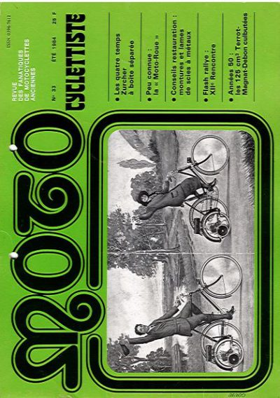 MotoCyclettisteNo.33