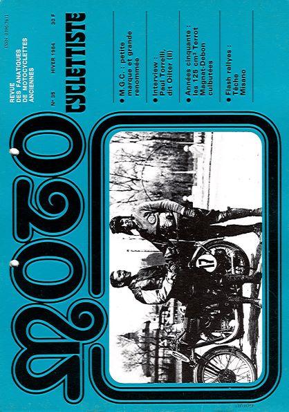 MotoCyclettisteNo.35