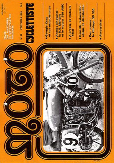 MotoCyclettisteNo.36