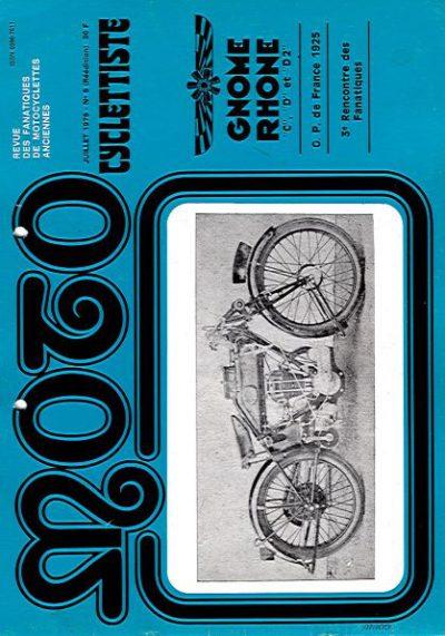 MotoCyclettisteNo.5