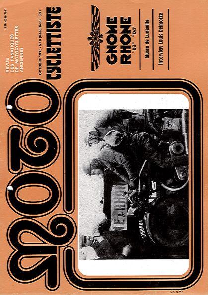 MotoCyclettisteNo.6