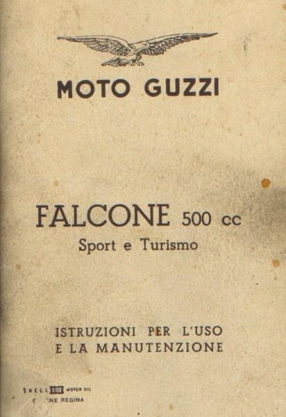 MotoGuzziFalcone500SportTurismoIstruzioneUso [website]