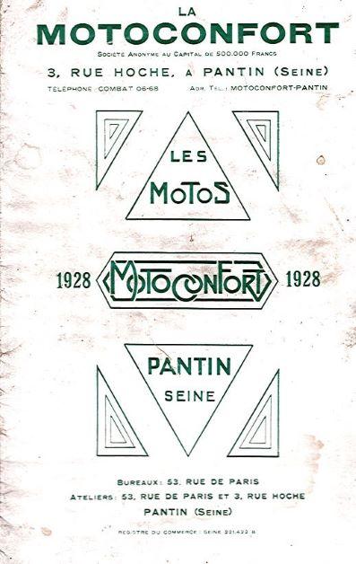 Motoconfort1928Brochure