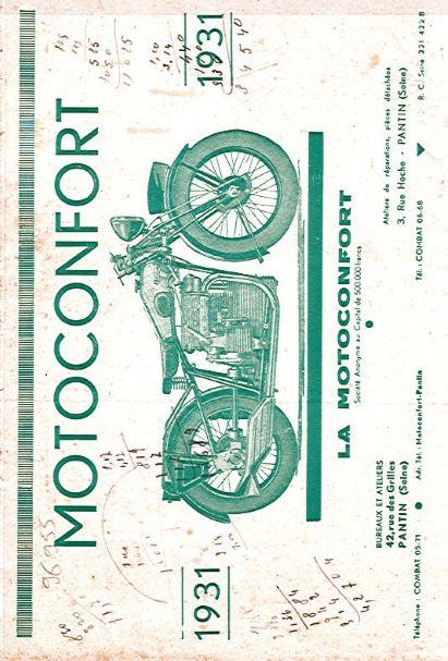Motoconfort1931Brochure