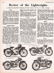 MotorCycle8March1951LightweightNumber2