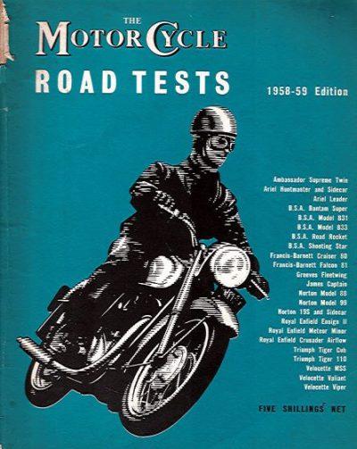 MotorCycleRoadTests1958-59Ed