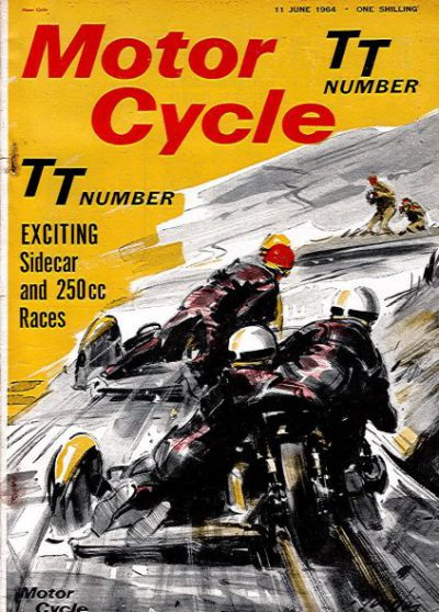 MotorCycleTTNumber1964
