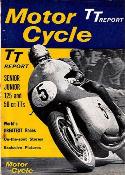 MotorCycleTTReport1964