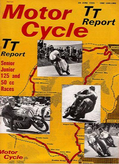 MotorCycleTTReport1965