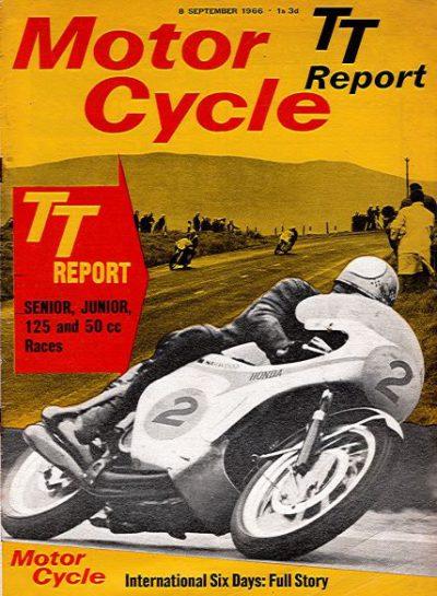 MotorCycleTTReport1966