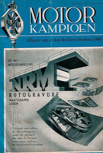 MotorKampioenJaargang1955