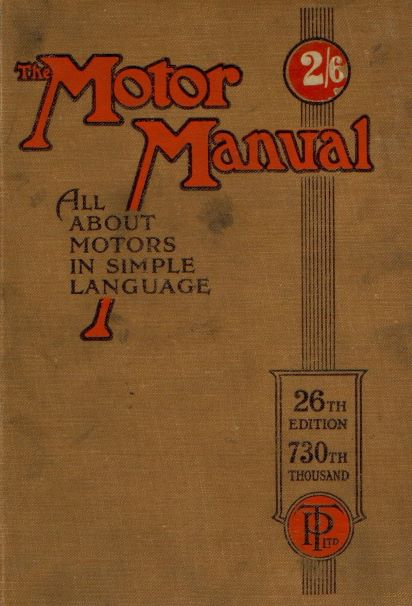MotorManual26thedition