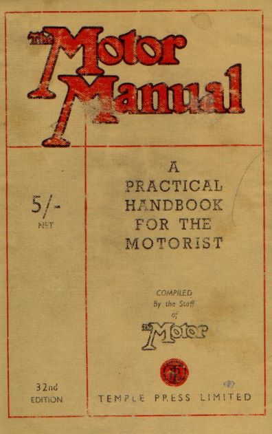 MotorManual32ndedition