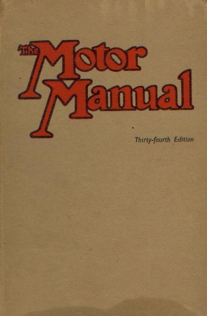 MotorManual34thedition