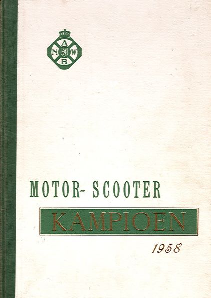 MotorScooterKampioen1958