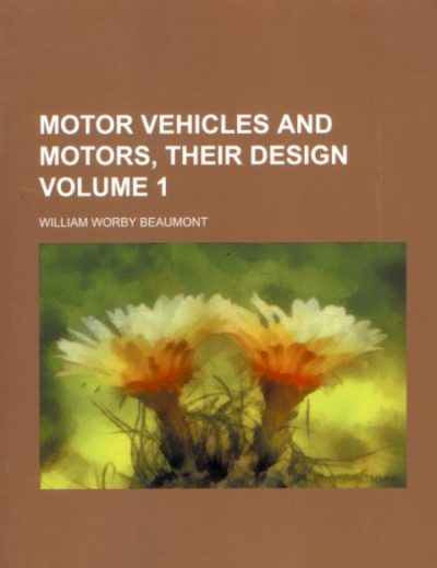 MotorVehiclesMotorsDesignVol1 [website]