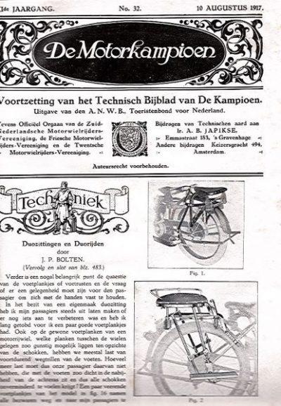 MotorkampioenTijdschrift1917