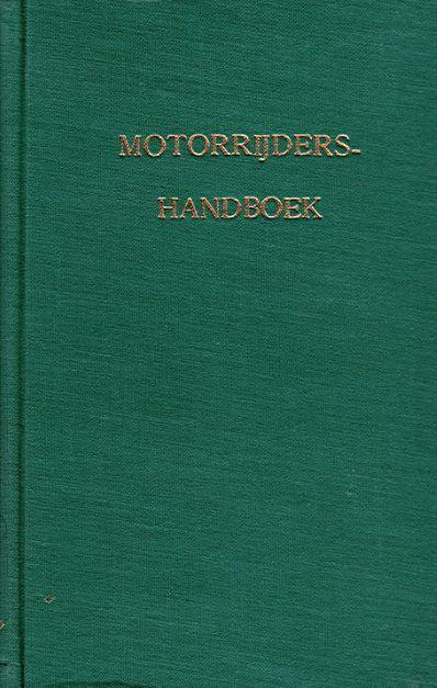 MotorrijdersHandboek1956zonderkaft