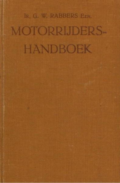 Motorrijdershandboek1950zonderkaft [website]