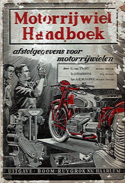 Motorrijwielhandboek1949