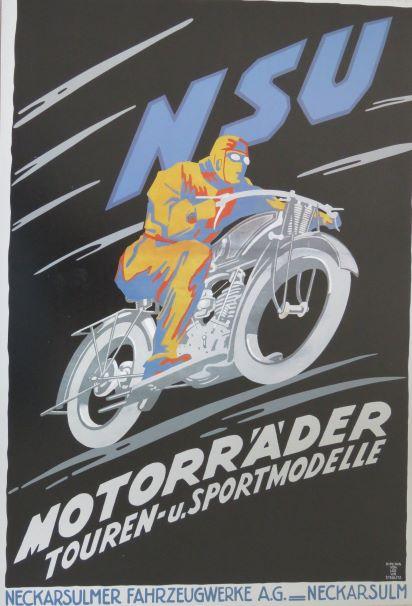 NSUMotorraederTourenPoster2